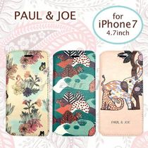 PAUL & JOE COLLECTION for iphone7  ケース ポールアンドジョー