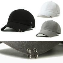★VIBRATE 正規品★BLACK LINE - TWIN RING BALL CAP 3色カラー