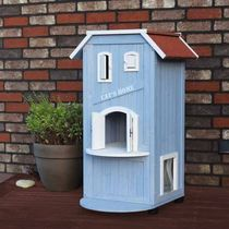 3-story Cat House and Condo