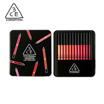 3CE★DRAWING LIP PEN KIT(全12色セット)