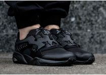 "★UNISEX★[Puma]Disc Blaze CT ""Triple Black""【送料込】"