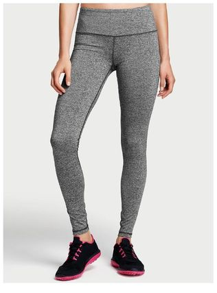 ★Black Marl★Knockout by Victoria Sport Low-rise Tight