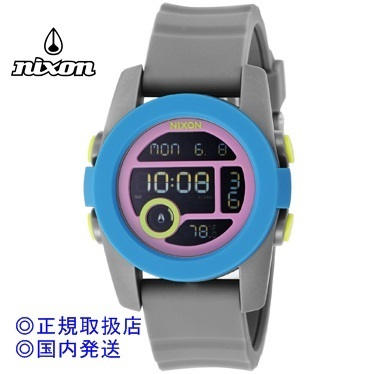 【即発】 ニクソン NIXON * 腕時計 ユニット防水 A4901951