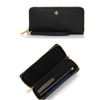 スマホやパスポートも☆Tory Burch YORK ZIP CONTINENTAL WALLET