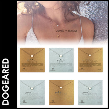 3-7 days arrival / Dogeared Pearls of... Necklace