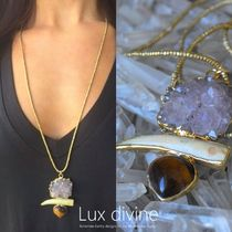 THE OMEN NECKLACE アメジスト ネックレス★Luxdivine #314