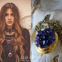 THE HEIRLOOM NECKLACE アメジスト ネックレス★Luxdivine #318