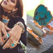 THE LABYRINTH RING 24kt ターコイズ リング★Luxdivine #332