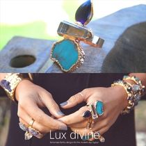 THE LABYRINTH RING 24kt ターコイズ リング★Luxdivine #334