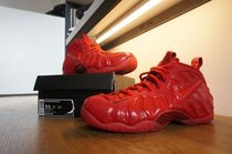 NIKE AIR FOAMPOSITE エアフォームポジット RED OCTOBER 完売品