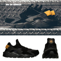 NIKE★AIR HUARACHE★BLACK&METALLIC GOLD★25~29cm