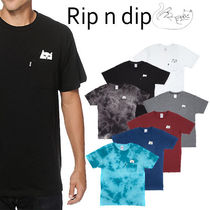 【即発◆3-5日着】RIPNDIP◆Lord Nermal Pocket Tシャツ