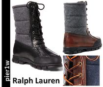 SALE!RALPH LAURE真冬も安心のぬくぬくレースアップboots