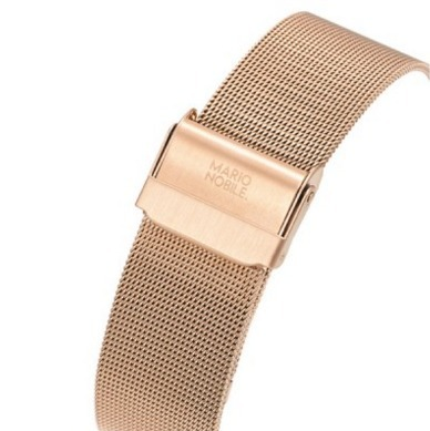 ☆ペアもOK☆ KLASSE14 VOLARE ROSE GOLD MESH BAND