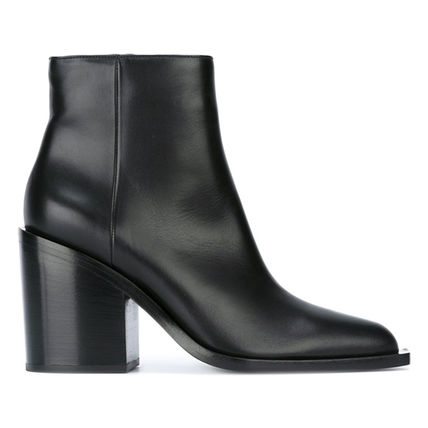 ☆大人気 ALDO Chiaverni Leather Flat Over The Knee boots☆