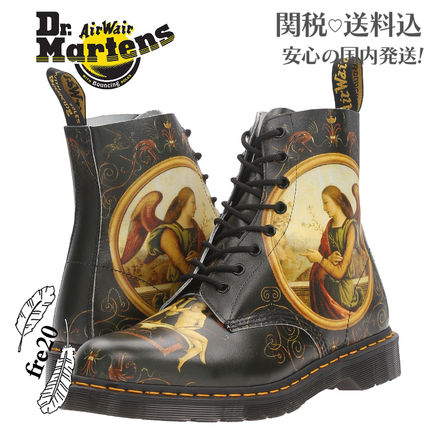 Only Dr Martens in 2016, autumn winter collection boots