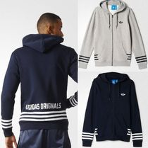 ADIDAS MEN'S ORIGINALS☆FULL ZIP HOODIE 2色AZ1118 AZ1119
