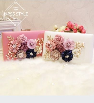 Wedding party clutch bridal parties popular