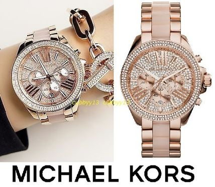 Crystal & Pink is a great Michael Kors watches MK6096