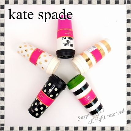 Kate Spade Dinnerware thermal mug tumbler cup warm