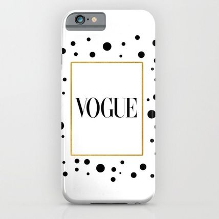 Society6 iPhone・スマホケース Society6×VOGUE☆iPhoneケース☆送込