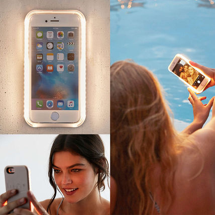 Urban Outfitters スマホケース・テックアクセサリー LuMee Perfect Selfie iPhone LEDライト★国内発 間税込