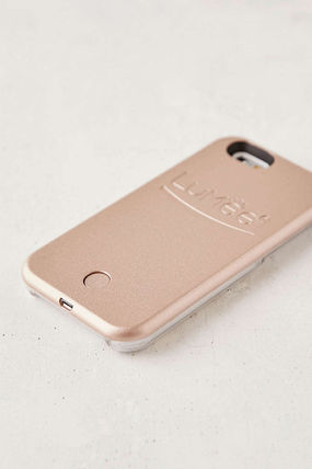 Urban Outfitters スマホケース・テックアクセサリー LuMee Perfect Selfie iPhone LEDライト★国内発 間税込(2)