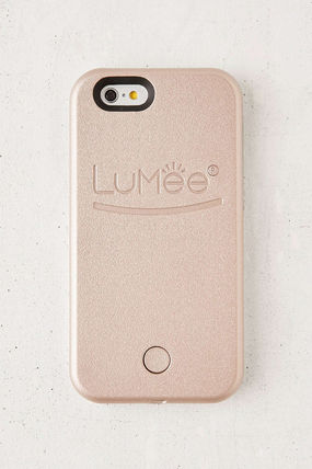 Urban Outfitters スマホケース・テックアクセサリー LuMee Perfect Selfie iPhone LEDライト★国内発 間税込(3)