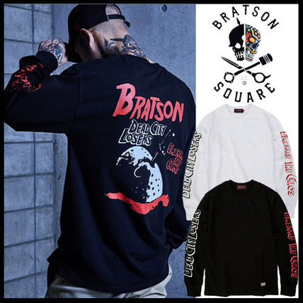 ★日本未入庫★BRATSON★THE 13th LS T SHIRT