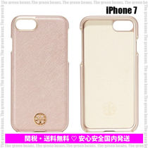 送料無料☆Tory Burch iPhone7 ケース -Rose Gold-