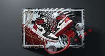 "在庫あり!Nike Air Jordan 1 Retro High OG ""Black Toe"" つま黒"