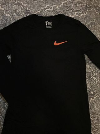 c16bfbbe1c3d ... VLONE Tシャツ・カットソー Vlone x NIKE COMPLEX CON限定 Long Sleeve Tee 黒 Size ...