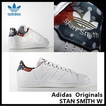 【adidas Originals】STAN SMITH W 花柄 S32252