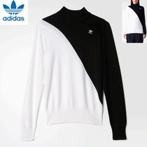 adidas/正規品/EMS発送/Women's Originals HYKE Neck sweater