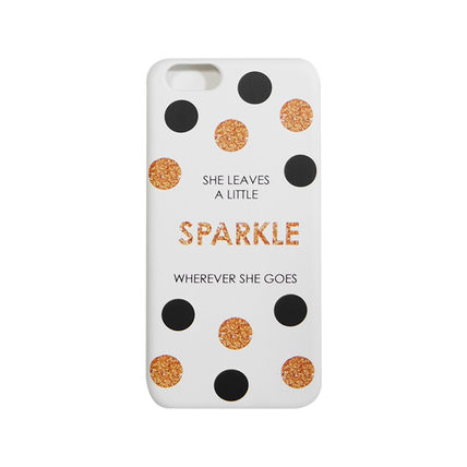 iPhone・スマホケース NEW 「LuckyMe LuckyYou」  スパークル Sparkle ケース(6)