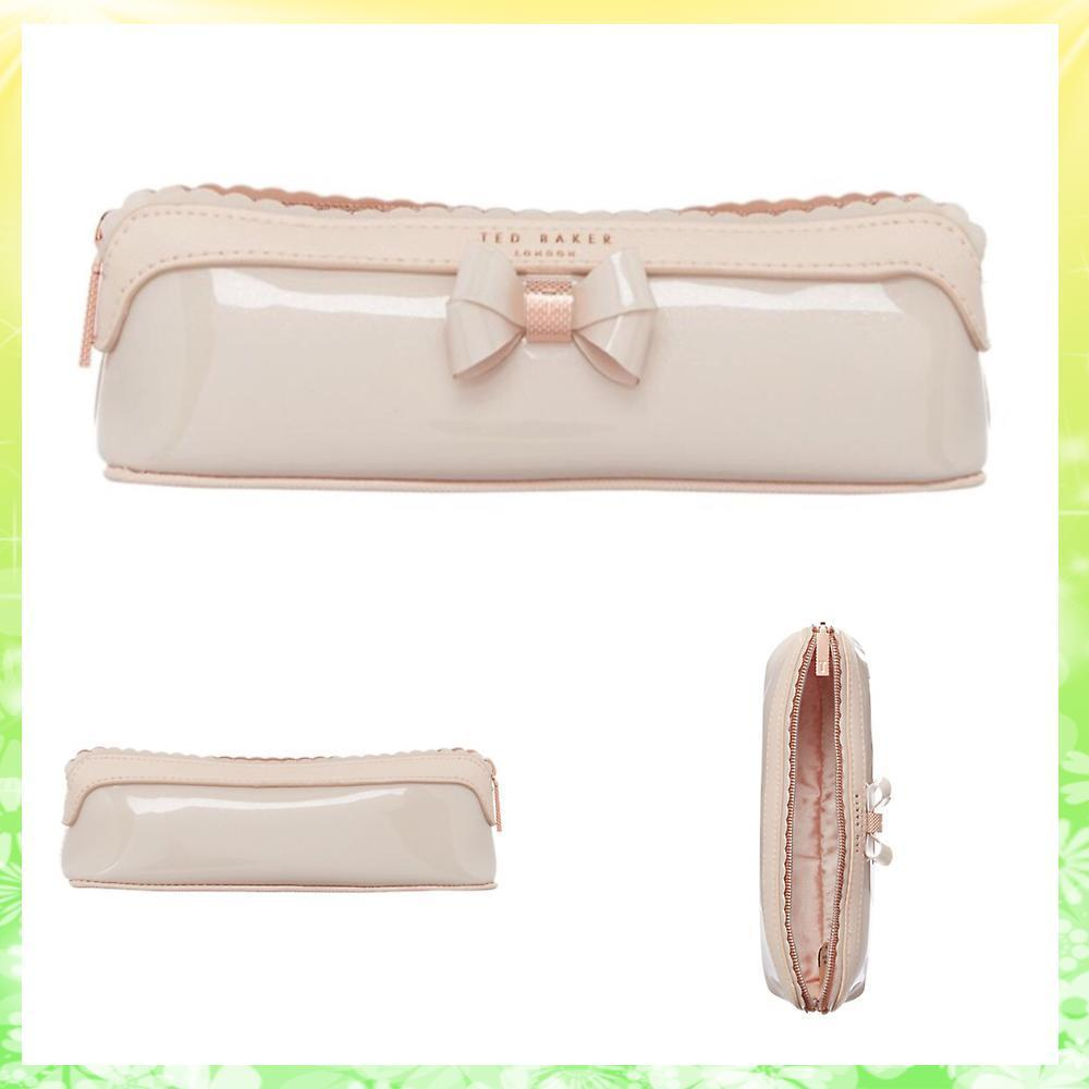 関税送料込【TED BAKER】☆Doreen Pink Pencil Case☆