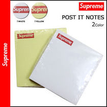 14 A/W Supreme  Post It Note Pad Sticky Box Logo  2セット