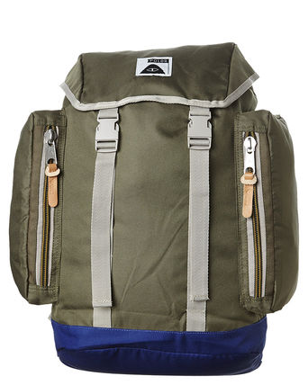 【POLER ポーラー】FIELD BACKPACK - BURNT OLIVE
