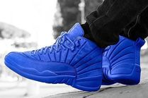 "[NIKE]Air Jordan 12 Retro ""DEEP ROYAL BLUE""【送料込】"