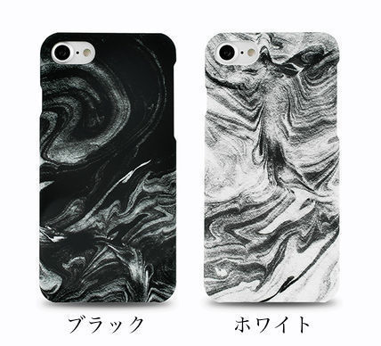 FELONY CASE スマホケース・テックアクセサリー 新作 FELONY CASE Smoke Marble Sleek type iPhone6/6S/7/7Plus(2)