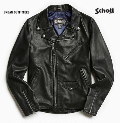 * Schott×UO * Limited Edition collaboration * leather
