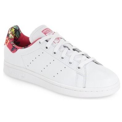 adidas スニーカー 完売前に!!☆adidas×The FARM☆ STAN SMITH 花柄(2)