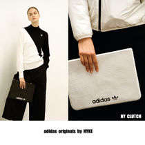 adidas Originals by HYKE★HY CLUTCH★パイソン★コラボ★2色