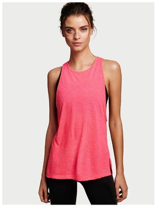 ★Hello Lovely★NEW! The Player by Victoria Sport Logo Tank