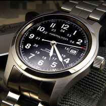 【大人気】HAMILTON Khaki Field Men's Watch H70515137