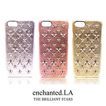 限定★【enchanted.LA】BRILLIANT STARS iPhone7スタッズケース!