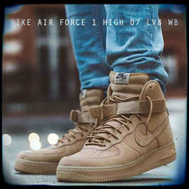 "NIKE AIR FORCE 1 HIGH ""FLAX"" 2016 【メンズサイズ】"