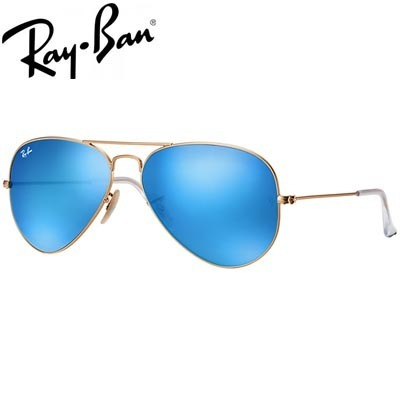 Ray Ban レイバン AVIATOR FLASH LENSES RB3025 112/17