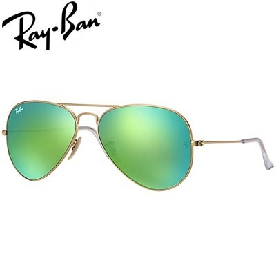 Ray Ban レイバン AVIATOR FLASH LENSES RB3025 112/P9