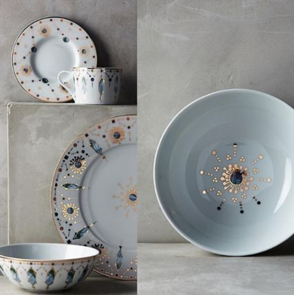 New Anthropologie * Formore Bowl piece or 2 piece set
